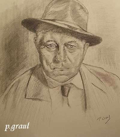 Jean Gabin par pascou